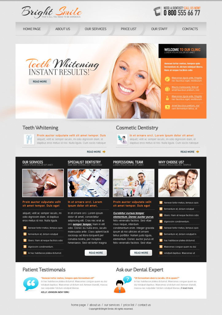 Custom Dental Websites vs Cookie-Cutter Design Templates