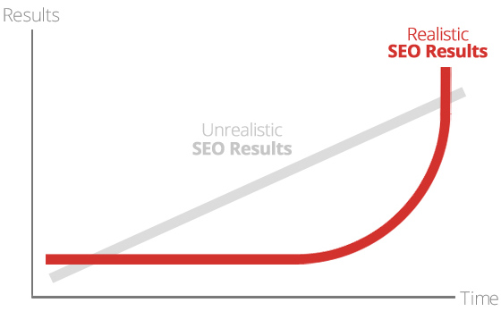 Realistic SEO Results