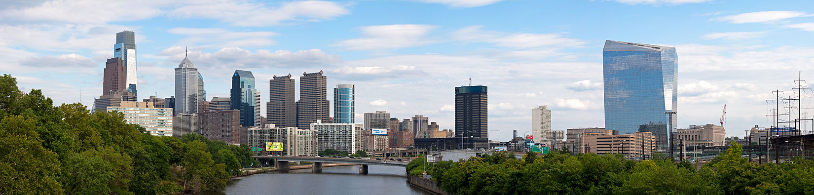 Skyline Philadelphia PA