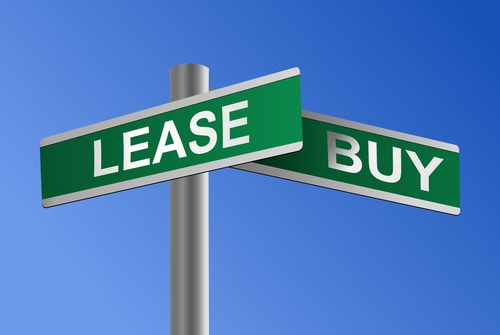 lease vs buy website